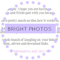 Brighten Your Photos