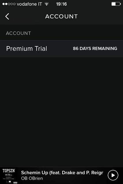 iOS Spofity Sınırsız Premium Hilesi.