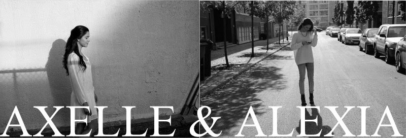 AXELLE & ALEXIA