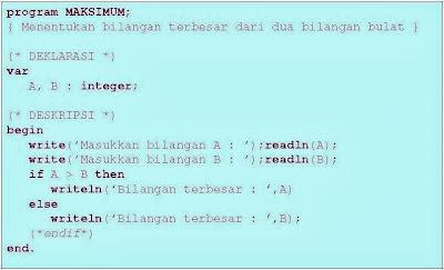 Pemrograman Terstruktur Algoritma dan Pemrograman-07