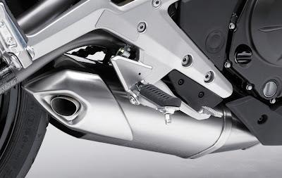 Nova Kawasaki ER-6N 2013 caracteristicas