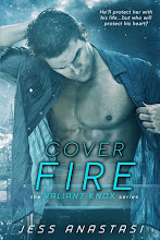 Cover Fire (Valiant Knox Bk #3)