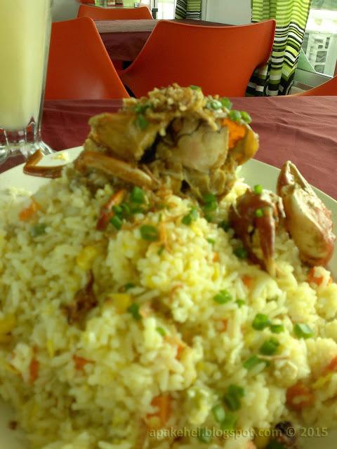 Captain T Restaurant - Nasi Goreng Ketam