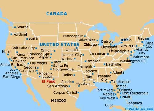 Nancys Nook Trivia Tuesday - El paso california