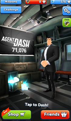 Agent Dash v4.4.1.534 Mod Apk-screenshot-1