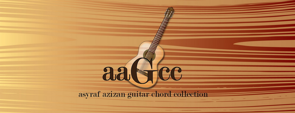 Asyraf Azizan Guitar Chord Collection