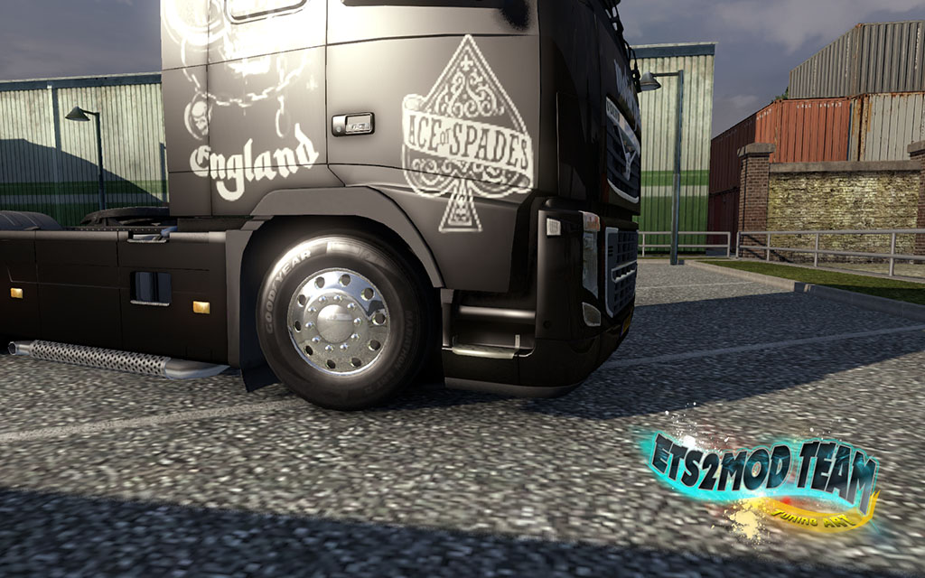 [ETS2] Chrom Rims & Realistic Tyres Ets2_00151