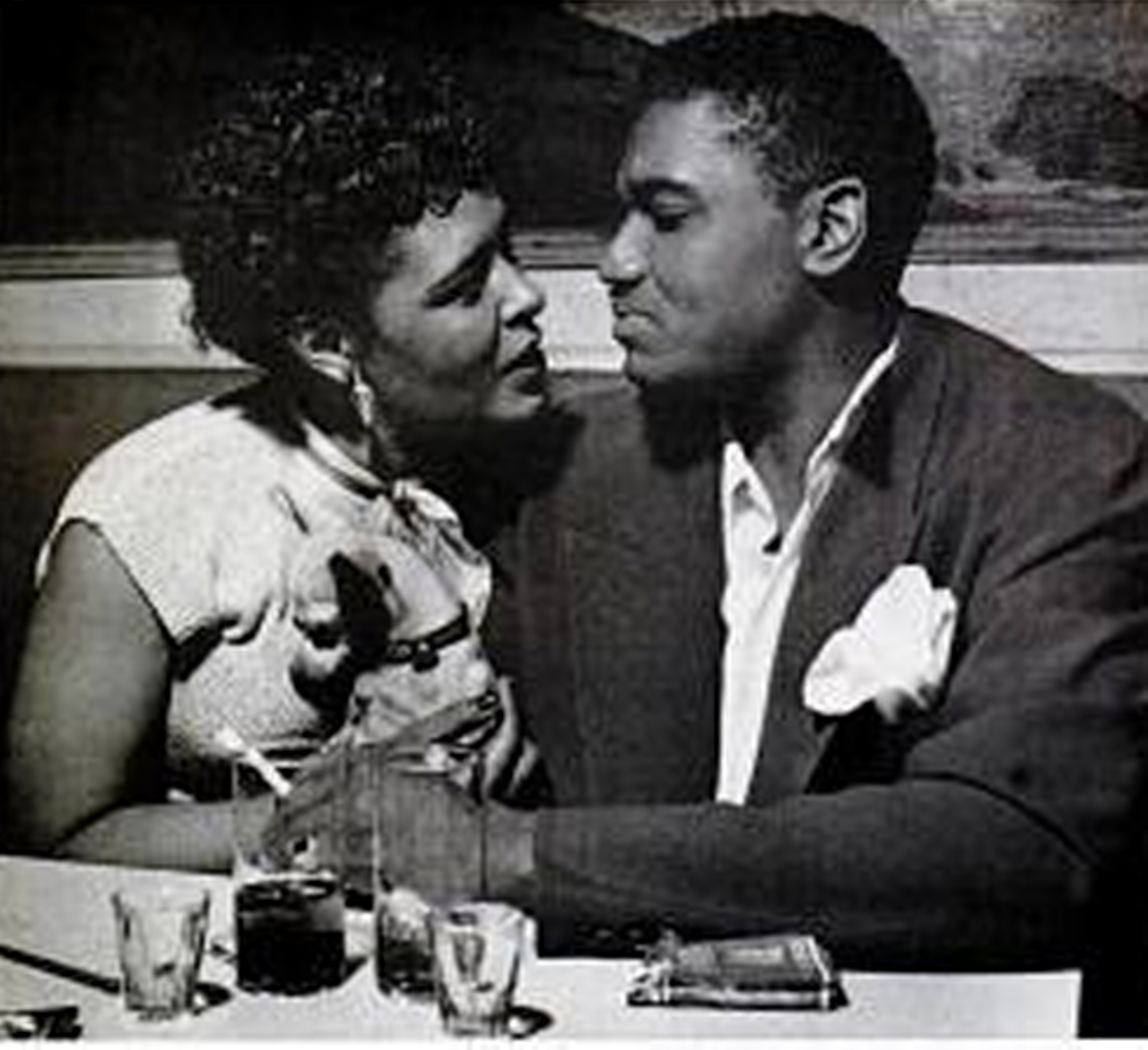 billie holiday and louis mckay relationship