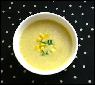 Refreshing Pineapple Gazpacho