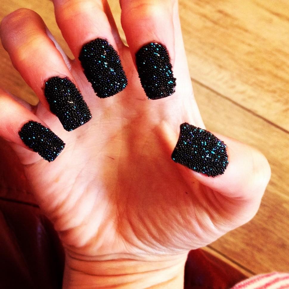 Ciate Bead Nails: Charlotte Katy