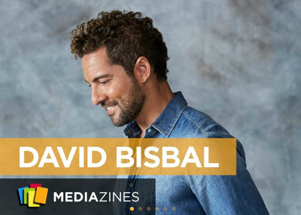 David Bisbal, La Revista Oficial, Mediazines