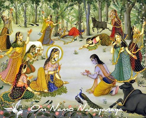 கண்ணன் கதைகள் (56) - கோபிகைகளுக்கு உத்தவர் சேதி சொல்லுதல்,கண்ணன் கதைகள், குருவாயூரப்பன் கதைகள்
