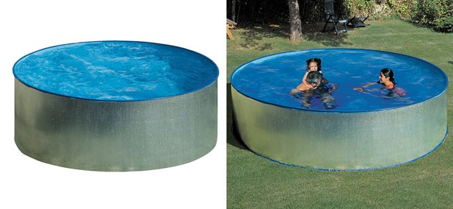 Cinco modelos de piscinas baratas bonnett for Piscinas hinchables baratas