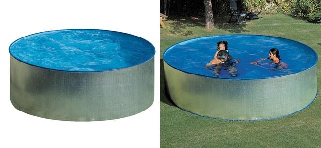 Cinco modelos de piscinas baratas bonnett for Piscinas plastico baratas