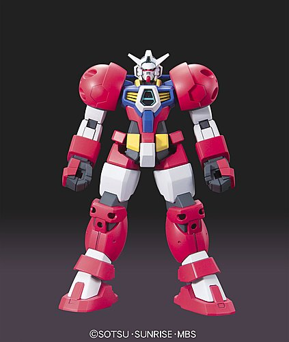 AG Gundam AGE-1 Titus official images
