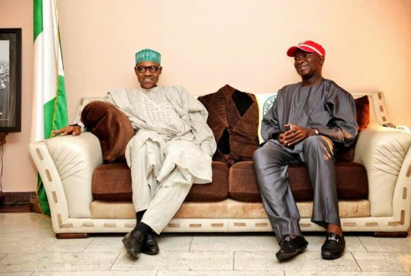 Fashola, Amaechi, Lai, Ngige, Mama Taraba, others make Buhari's ministerial list
