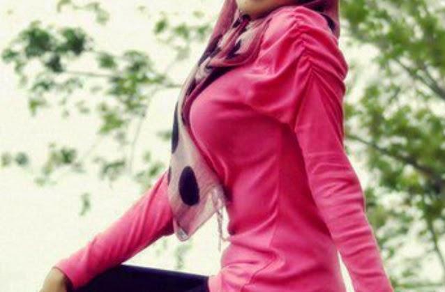 Gambar Memakai Hijab Menonjol Jilboob
