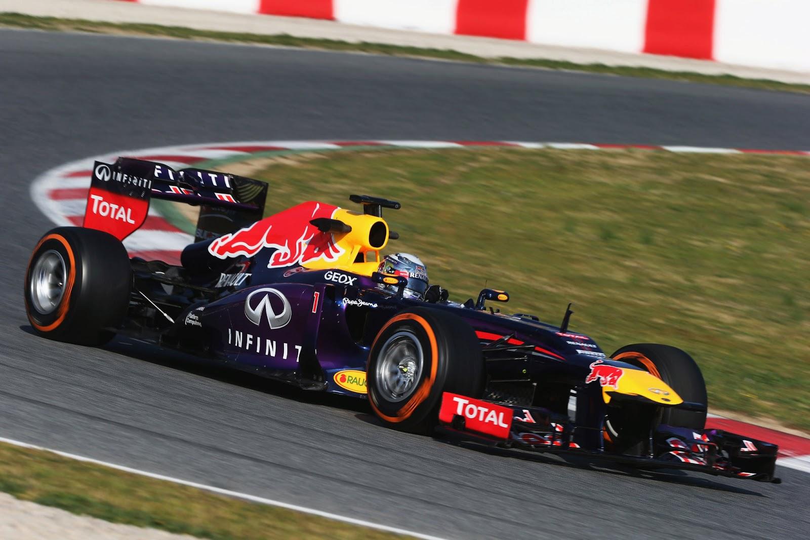 Sebastian Vettel (Germany) Red Bull-Renault 1min 23.653secs 3 2nd fastest  today 822356d3ec4fe