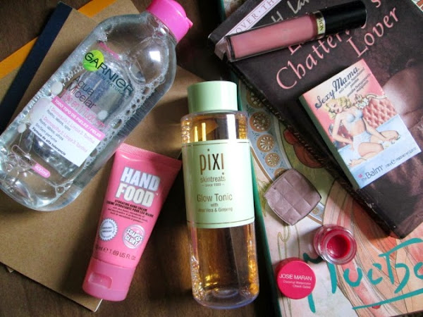 Monthly Beauty Favorites | September 2014