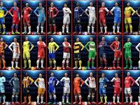 Kostum Liga QNB untuk PES 2013