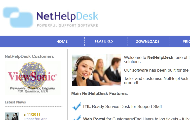 help desk reviews Industry-specific help desk software can be used by companies to offer customer support right from the front desk level which can respond to common issues up to the level of senior management to whom serious problems can be escalated until the matter is resolved.