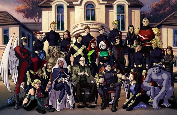 X-MEN cartoon