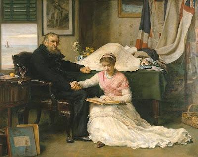 Sir John Everett Millais - The North-West Passage 1874