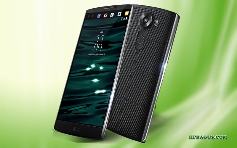 Spesifikasi dan Harga LG V10 Android Smartphone