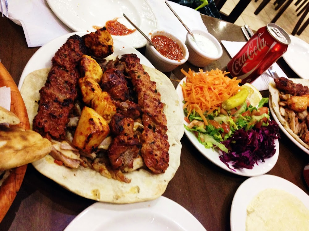 Delicious Turkish food!