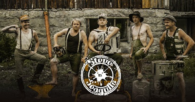 STEVE 'N' SEAGULLS - Farm machine (2015) 2