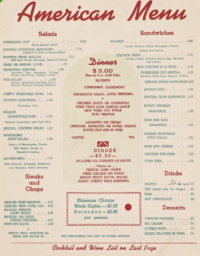 American diner menu memes for American cuisine menu
