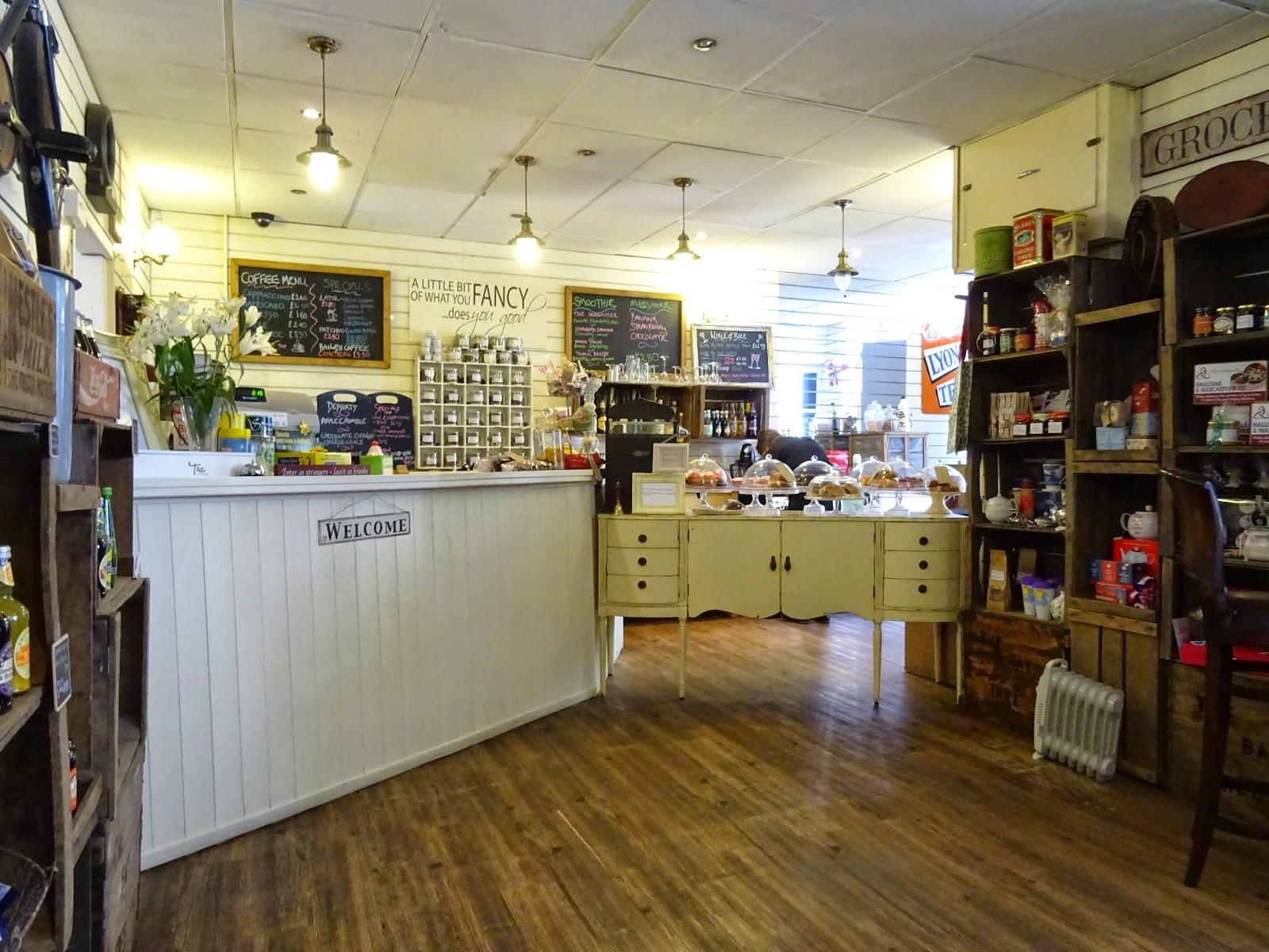A Favourite #1...Vintage Tea Room - through these gray eyes...: A ...