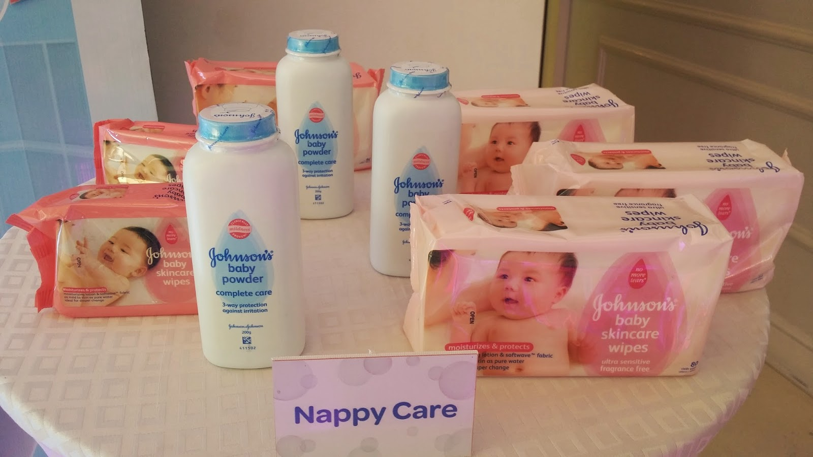 Johnson Johnson Baby Products Products Form Johnson's® That