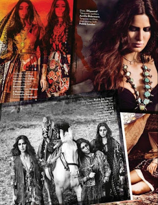 Katrina Kaif Hot Photoshoot for Vogue India Sept-2015