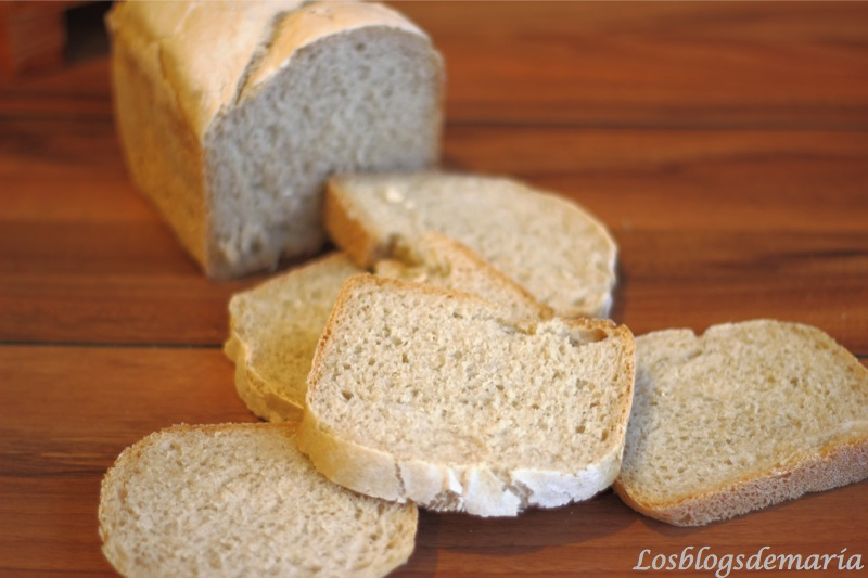 Pan de Espelta Blanca