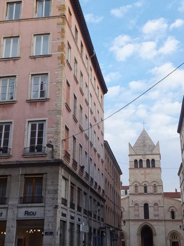 Lyon basilique