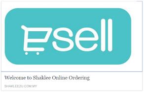 Pembelian Shaklee Secara Online