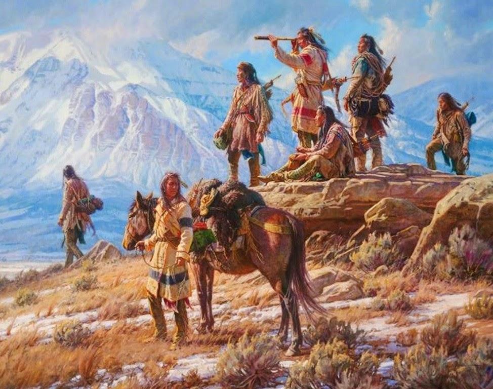 pinturas-del-viejo-oeste-americano