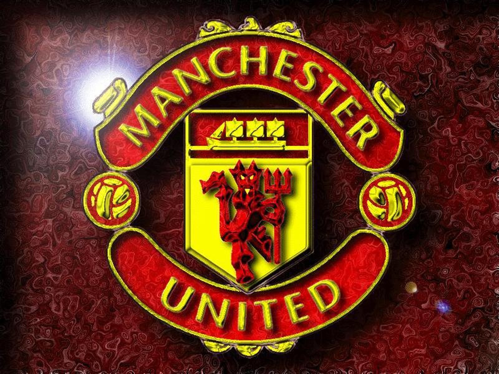 MANCHESTER UNITED (RED DEVILS) 2012