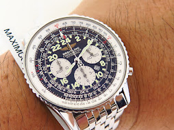 BREITLING NAVITIMER COSMONAUTE FLYBACK CHRONOGRAPH 24 HOURS - AUTOMATIC