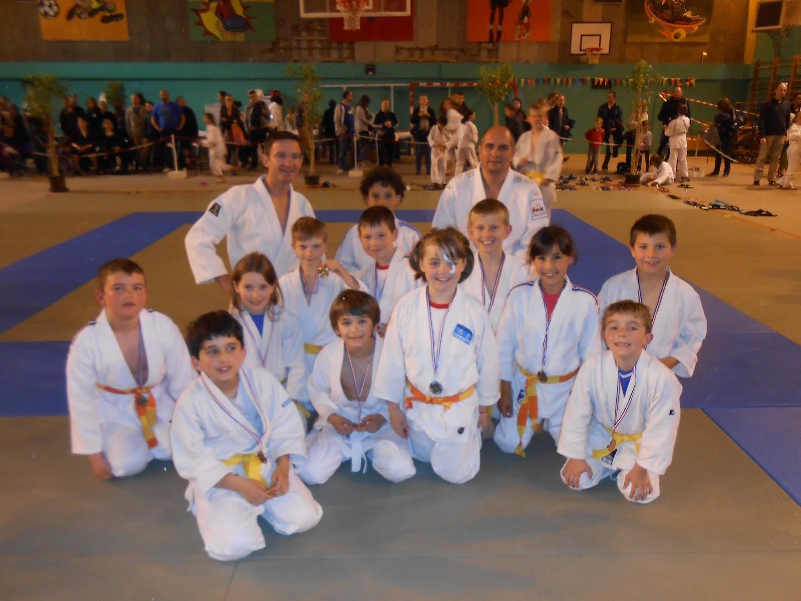 club judo a tours