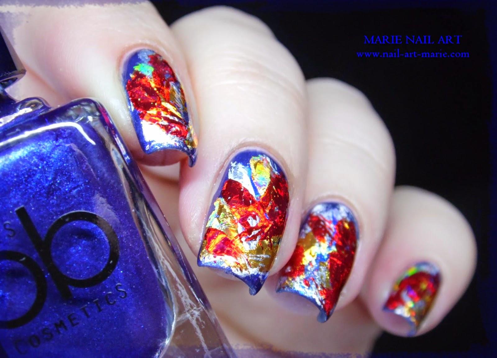Colourfoil Manicure2