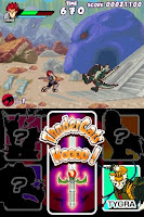 Thundercats DS Gameplay 3