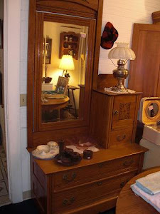 Antique Cheval Dresser-895.00