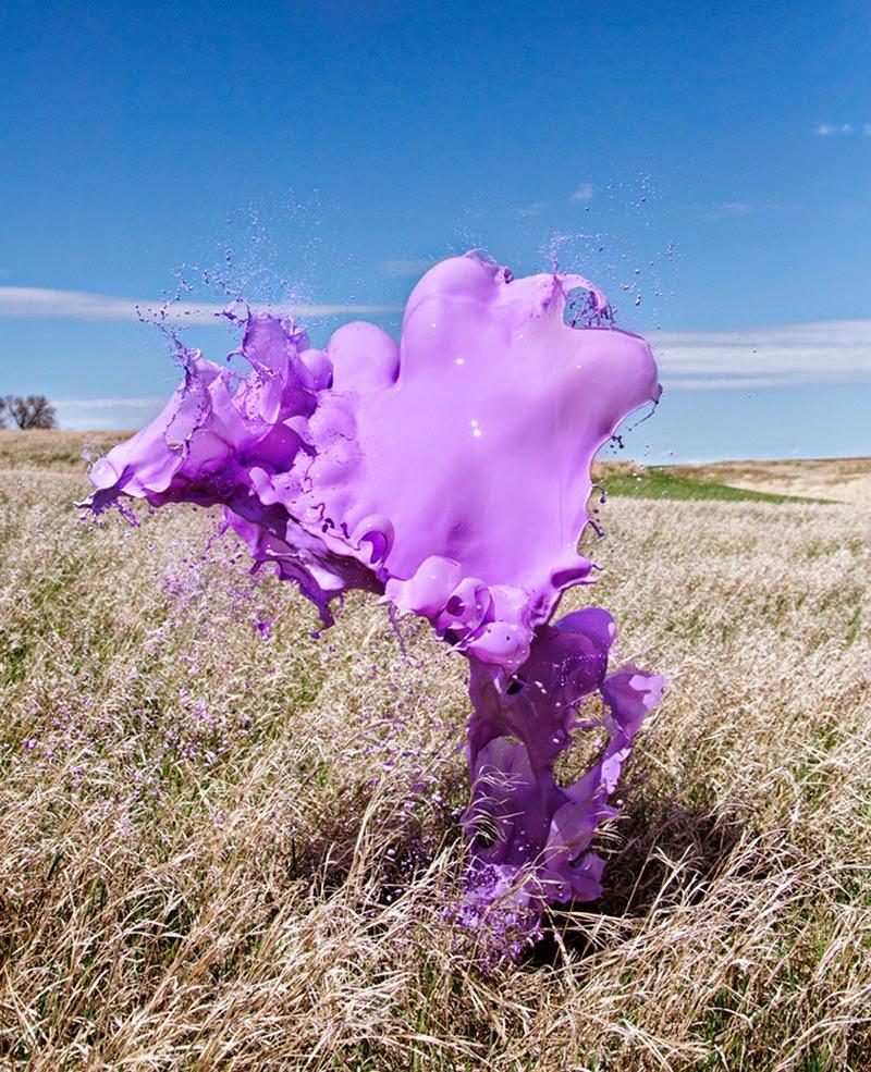 esculturas Colourant de Floto+Warner
