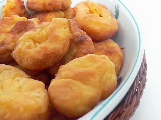 Frittelle di Zucca Bimby