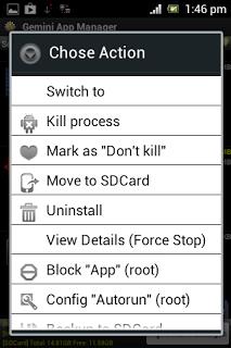 Cara Menggunakan Gemini App Manager