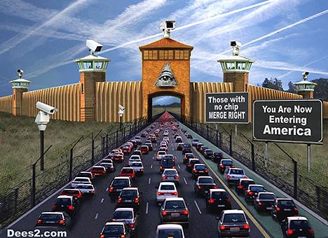 DEES ILLUSTRATIONS FEMA CAMP