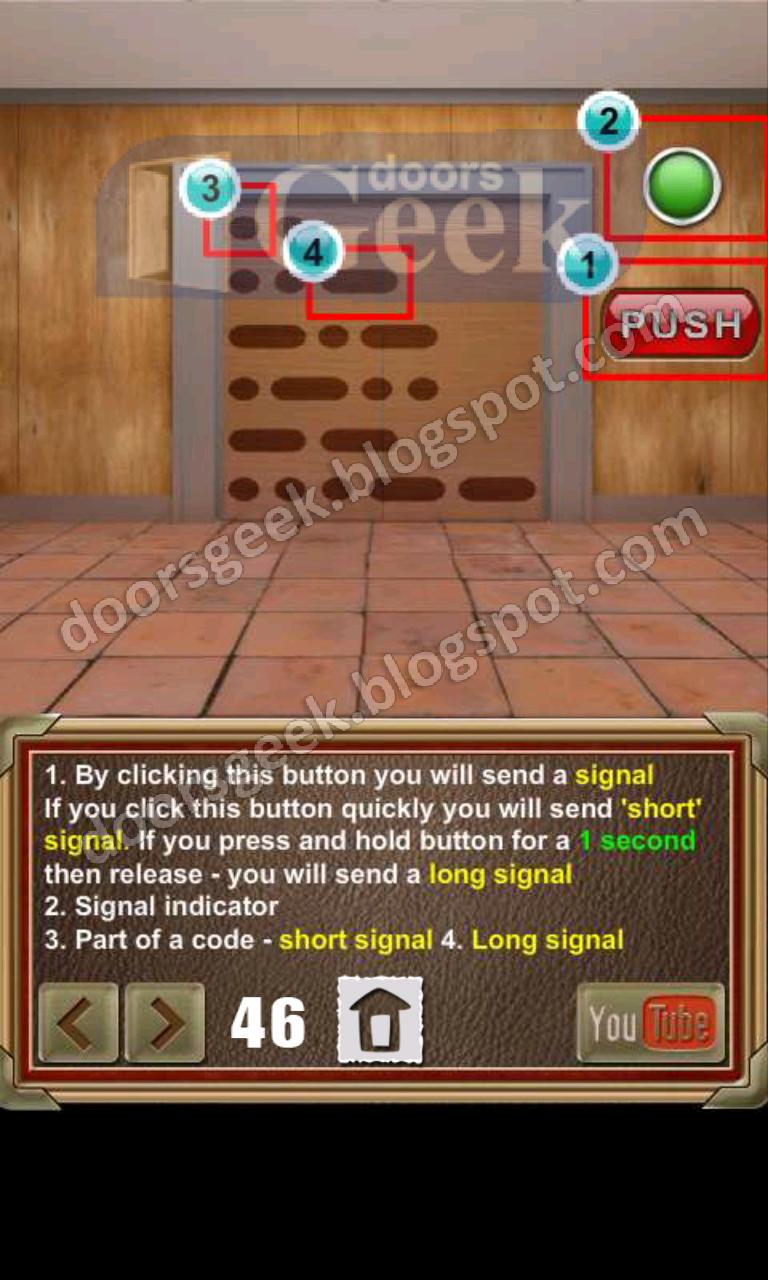100 doors of revenge level 46 doors geek for 100 door of revenge