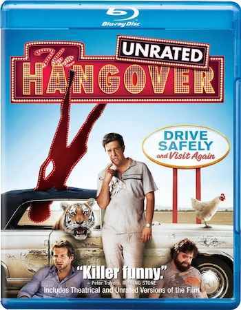 The Hangover 2009 Dual Audio BluRay